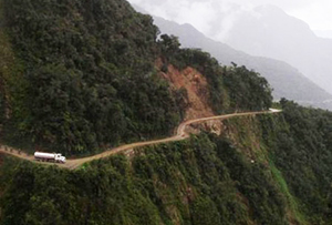 Yungas Road death