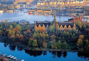 Yurgorden - the island of Stockholm