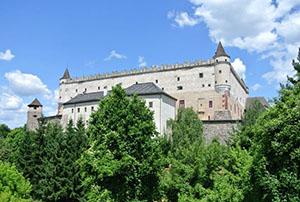 Zvolen Castle, Slovakia