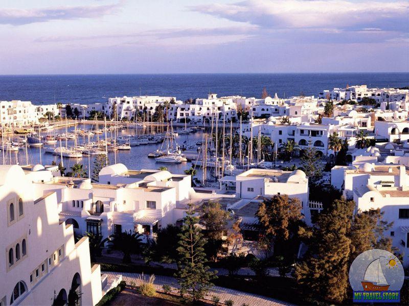 attractions Tunisia
