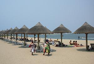 beach Luanda