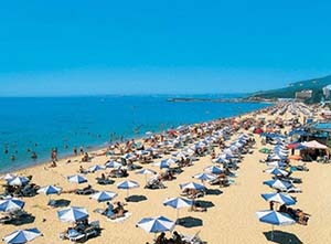 beaches of Bulgaria