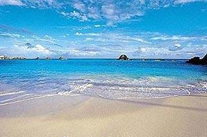 bermudas beach