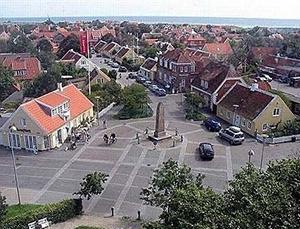 city of Stege