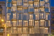 The new hotel has opened in the center of Barcelona