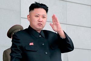 head of North Korea