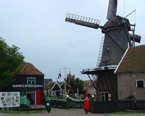 mill. Netherlands