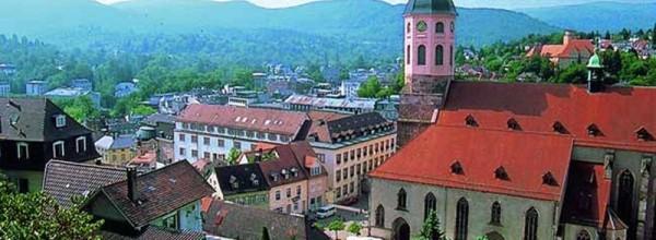 Baden-Baden resort