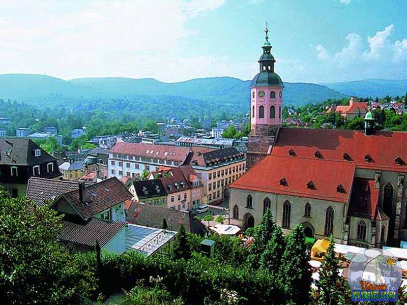 resort of Baden-Baden