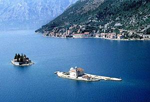 resorts of Montenegro