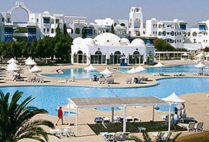 resorts of Tunisia