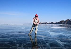 rest on Baikal