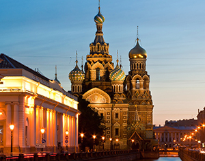 sights of St. Petersburg