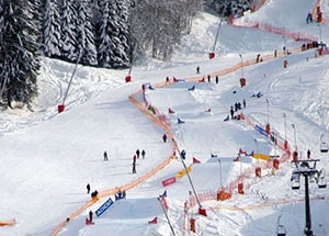 ski trail Bad Gastein