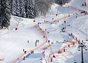 ski trail Bad Gastein