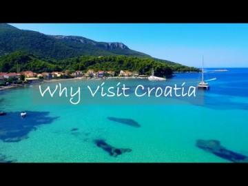Why Visit Croatia | HD | Unforgettable Croatia